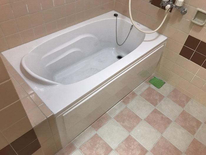 お風呂場After