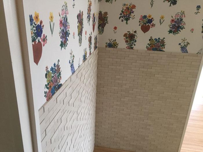 壁紙張替えアフター