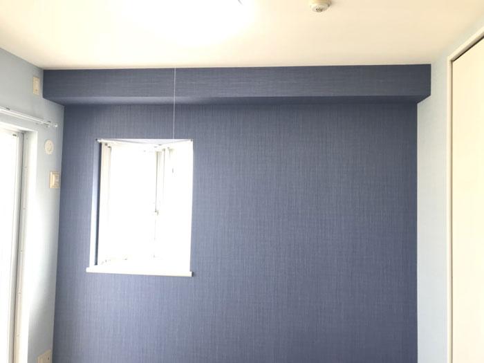 壁紙張替え施工後